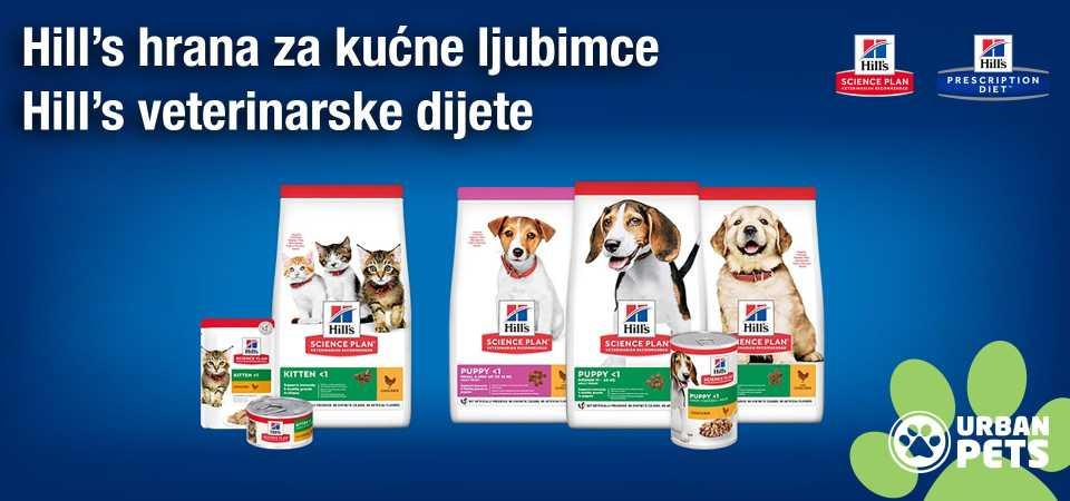 Hill's hrana za pse - URBAN PETS