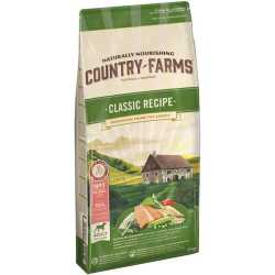 Country Farms hrana za pse Classic Adult Losos 12kg