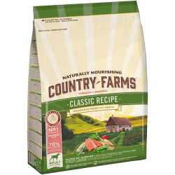 Country Farms hrana za pse Classic Adult Losos 2.5kg