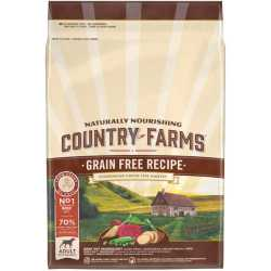 Country Farms hrana za pse Grain Free Adult Govedina 2.5kg