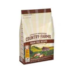 Country Farms hrana za pse Grain Free Adult Piletina 2.5kg