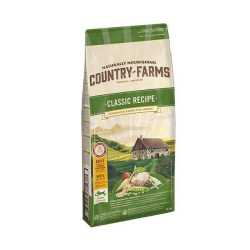 Country Farms hrana za štence Classic Puppy Piletina 12kg