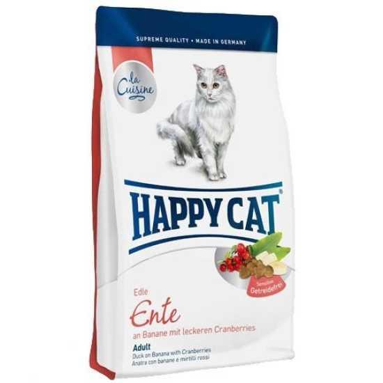 Happy Cat hrana za mačke La Cuisine Delikatesna Pačetina & Brusnica 1.4kg