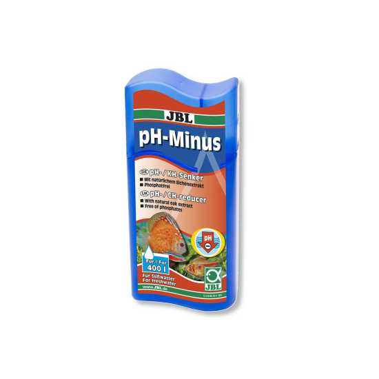 JBL pH-Minus 250ml - sredstvo za brzo smanjenje pH vrednosti