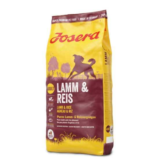 Josera hrana za pse - Jagnjetina i pirinač 15kg