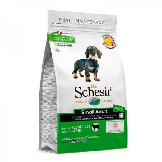Schesir dry Small Dog Jagnjetina 2kg