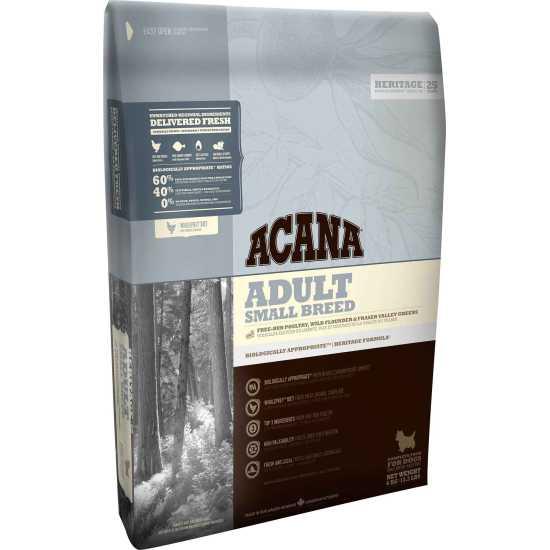 Acana hrana za pse Heritage Adult Small Breed 6 kg