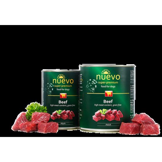 Nuevo - bez žitarica - govedina 400gr