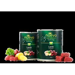 Nuevo - bez žitarica - jagnjetina i krompir 400gr