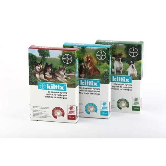 KILTIX (Bayer) za srednje pse  (53cm)