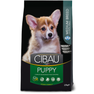 Cibau hrana za pse PUPPY MEDIUM 12kg