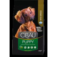 Cibau hrana za pse PUPPY MINI 2.5kg
