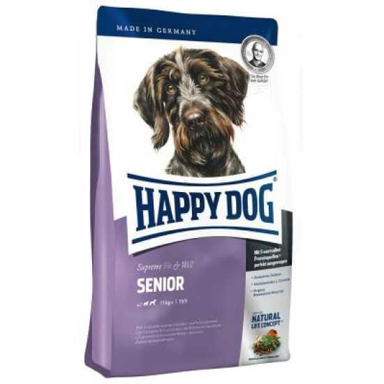 Happy Dog hrana za pse Senior 12.5kg