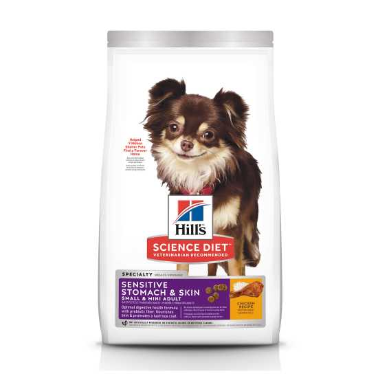 Hill's Science Plan hrana za pse Small & Mini Stomack & Skin 3kg