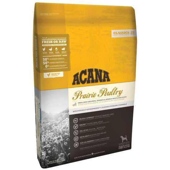 Acana hrana za pse Classics Prairie Poultry 11.4kg