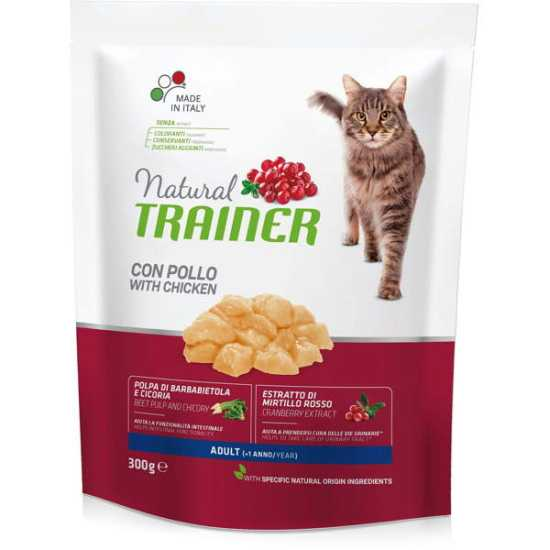 Trainer Natural hrana za mačke Adult Piletina 300gr