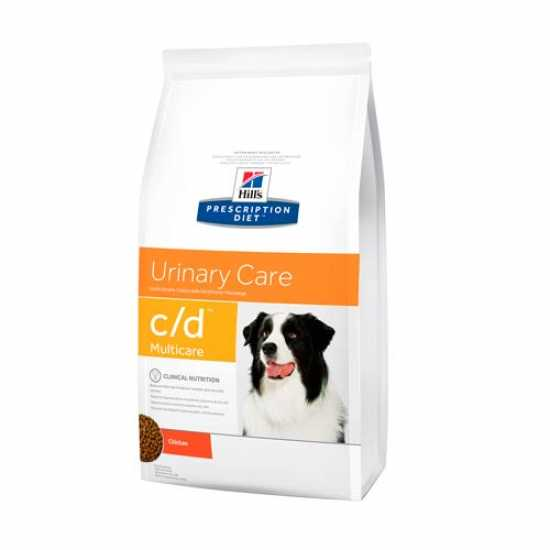 Hill's Prescription Diet dog veterinarska dijeta C/D 5kg